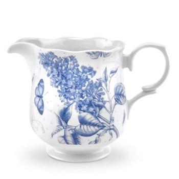 Botanic Blue Cream jug, 22cl