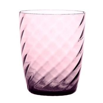 Torson Old fashioned tumbler, 32cl, pink