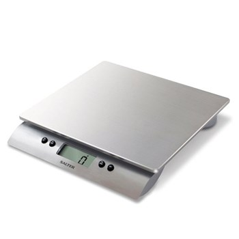 Aquatronic Electronic kitchen scales, stainless steel