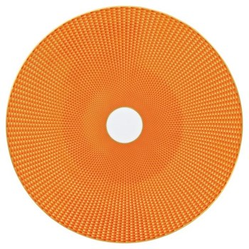 Tresor Presentation plate, 32cm, orange