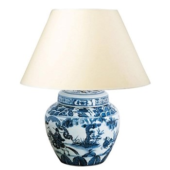 Table lamp - base only H34cm