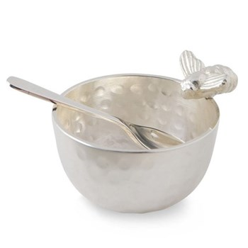 Bowl and spoon - small 8cm