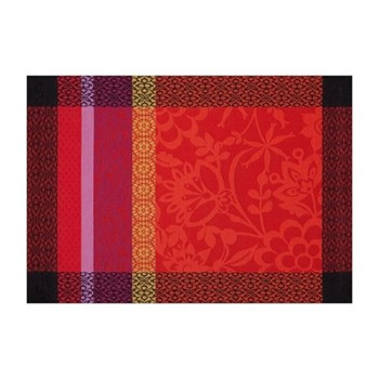 Provence Set of 4 placemats, 54 x 38cm, strawberry
