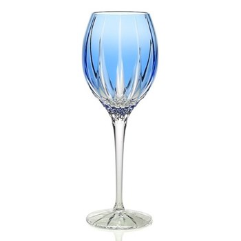 Vita Goblet, 25cm, blue