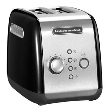 5KMT221BOB Toaster, 2 slot, onyx black