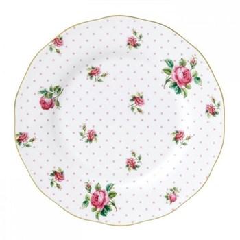 Cheeky Pink - Vintage Plate, 20cm
