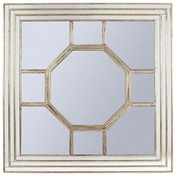 Square mirror 122cm
