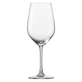 Vina Set of 6 Burgundy glasses