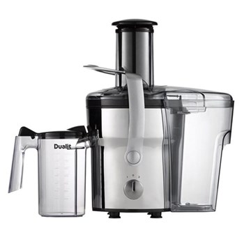 88220 - Dual Max Juicer, polished stainless steel