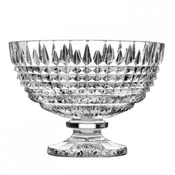Lismore Diamond Footed centrepiece