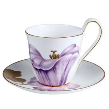 Flora - Morning Glory Cup and saucer, 27cl