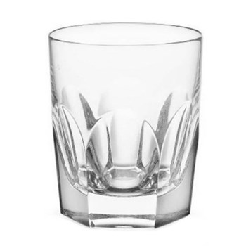 Arcadas Set of 4 old fashioned tumblers, 23.5cl