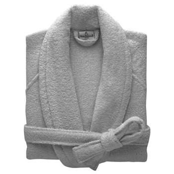 Etoile Bath robe, medium, platine