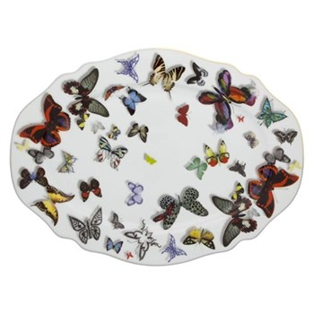 Christian Lacroix - Butterfly Parade Small platter, 34.6cm