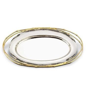 Oval platter 61 x 36cm