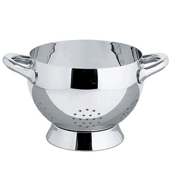 Mami by Stefano Giovannoni Colander, stainless steel