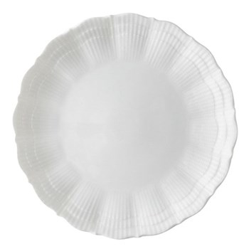 Corail Dinner plate, 25.5cm, white
