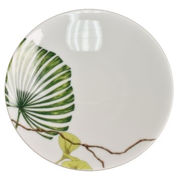 Ikebana - Envie Bread and butter plate, 15.5cm, Palme