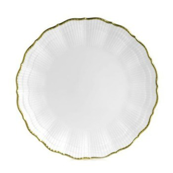 Corail Gold Dinner plate, 25.5cm