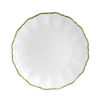 Corail Gold Dessert plate, 20.5cm