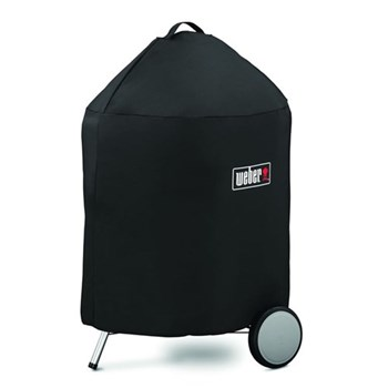 Premium Barbecue cover, 57cm, black