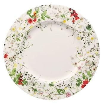Brilliance - Fleurs Sauvages Rim plate, 23cm