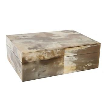 Large box L25 x W18 x H8cm