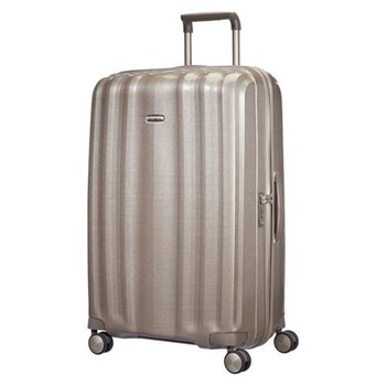 Lite-Cube Spinner suitcase, 82cm, ivory gold