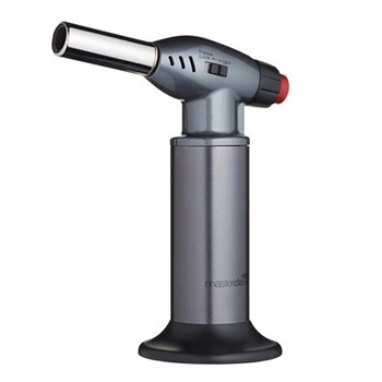 Master Class Professional cooks blow torch, chrome