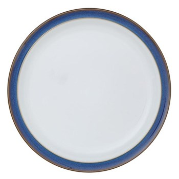 Imperial Blue Tea plate, 17.5cm