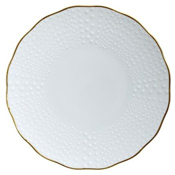 Corail Gold Charger plate, 31.5cm