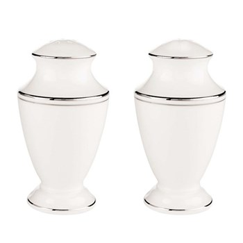 Federal Platinum Salt and pepper shakers