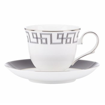Darius Silver by Brian Gluckstein Footed cup
