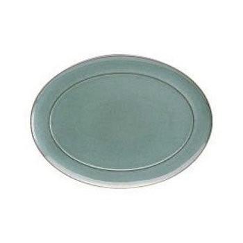 Oval platter L37.5 x W27.5 x D2cm
