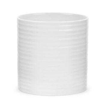 Oval utensil jar large 19 x 15cm
