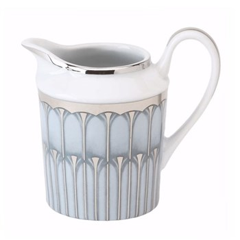 Arcades Creamer, 15cl, grey and platinum