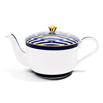 Richard Brendon Meets Patternity Teapot, 1 litre