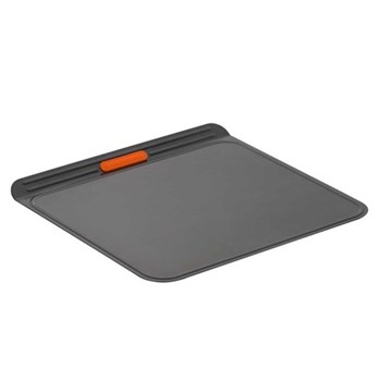 Bakeware Insulated cookie sheet, 38 x 33 x 0.5cm, black