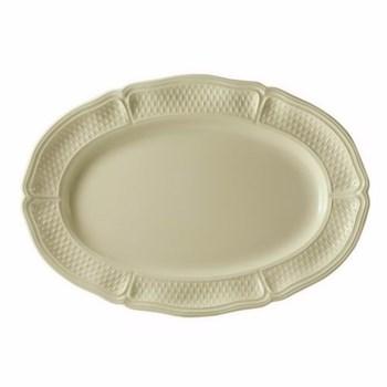 Pont aux Choux Oval platter no.6, 42.5 x 29.8cm