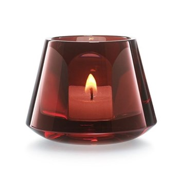 Harcourt - Our fire by Philippe Starck Votive, red