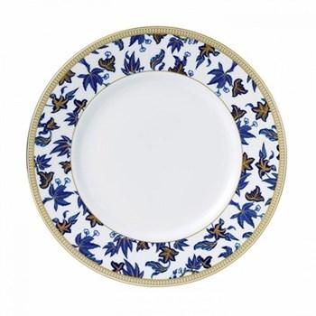 Hibiscus Plate, 23cm, floral