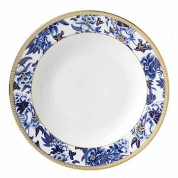 Hibiscus Soup plate, 23cm, floral