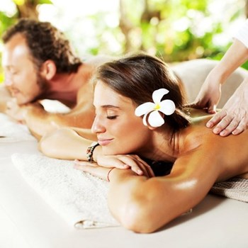 Balinese massage for two
