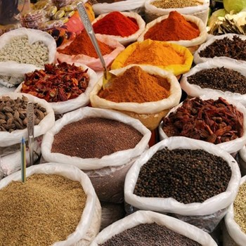Spice market tour for two