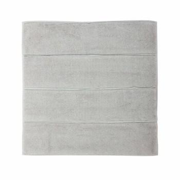 Adagio Bath mat, 60 x 60cm, silver grey