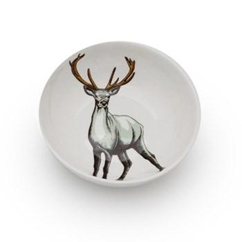 Faunus Small bowl, 10.5cm, Stag