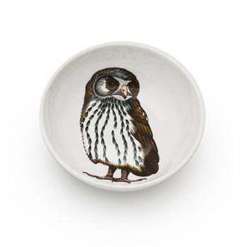 Faunus Small bowl, 10.5cm, Owl