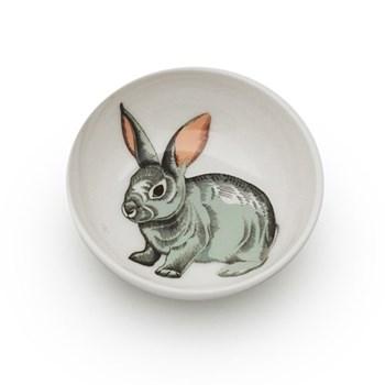 Faunus Small bowl, 10.5cm, Rabbit