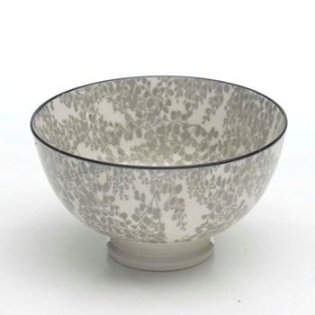Tue Set of 6 small bowls, 11.5cm, grey