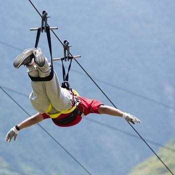 Zip wire experience fund